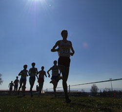 RÉGIONAUX DE CROSS-COUNTRY A LE CREUSOT